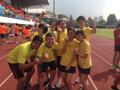 Redwoods_Advance_Singapores_Sports_Day_at_Bishan_Stadium_-_Relay_Team