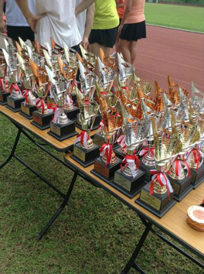 Redwoods_Advance_Sports_Day_Trophies