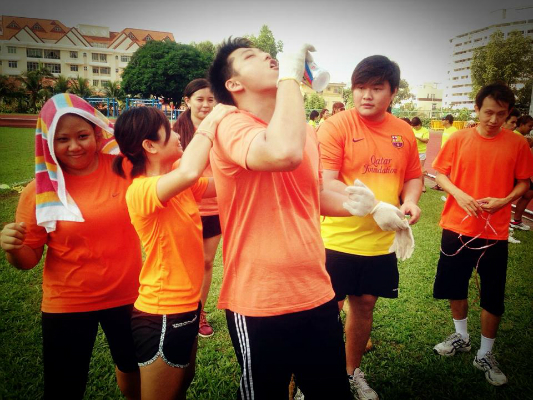 Redwoods_Advance_Sports_Day_Group
